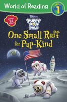 One Small Ruff for Pup-Kind