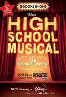 High School Musical: The Encore Edition Junior Novelization Bind-up