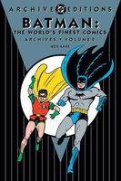 Batman: The World's Finest Comics Archives, Volume 2