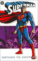 Superman: Return to Krypton The Staff of