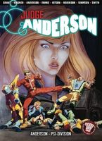 Judge Anderson, Volume 1: Anderson, PSI-Division