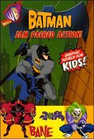 The Batman Strikes!: Jam Packed Action