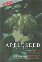 Appleseed Movie Book