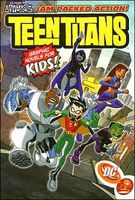 Teen Titans: Jam-Packed Action - Volume 1