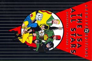 The JSA All Stars Archives, volume 1