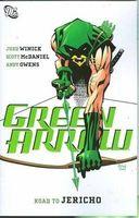 Green Arrow Vol. 9: Road to Jericho