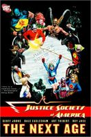 Justice Society of America, Volume 1: The Next Age