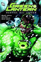 Green Lantern Volume 3: Wanted Hal Jordan