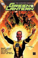 Green Lantern: The Sinestro Corps War, Volume 1