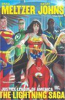 Justice League of America, Volume 2: The Lightning Saga