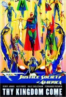 Justice Society of America, Volume 4: Thy Kingdom Come, Part III