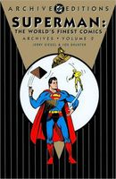 Superman in World's Finest Archives Vol. 2