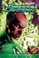 Green Lantern Vol. 1: Sinestro