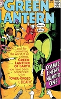 The Green Lantern Archives, Volume 7