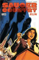 Saucer Country Vol. 1: Run