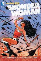 Wonder Woman by Brian Azzarello Vol. 1: Blood