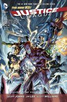 Justice League by Geoff Johns, Vol. 2 The Villain's Journey