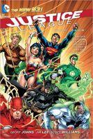 Justice League by Geoff Johns, Vol. 1: Origin