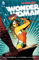 Wonder Woman by Brian Azzarello Vol. 2: Guts
