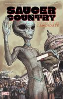 Saucer Country Vol. 2: The Reticulan Candidate