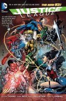 Justice League by Geoff Johns, Vol. 3 Throne of Atlantis