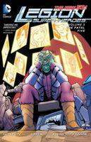 Legion of Super-Heroes Vol. 3: The Fatal Five