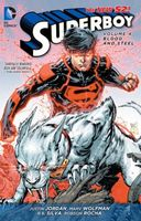 Superboy, Vol. 4: Blood and Steel