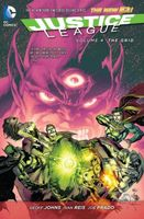 Justice League by Geoff Johns, Vol. 4 The Grid