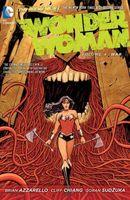 Wonder Woman by Brian Azzarello Vol. 4: War