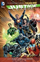 Justice League by Geoff Johns, Vol. 5 Forever Heroes