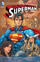 Superman, Vol. 4: Psi-War