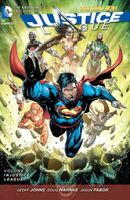 Justice League by Geoff Johns, Vol. 6: Injustice League