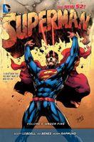 Superman, Vol. 5: Under Fire