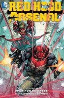 Red Hood/Arsenal Vol. 1: Open For Business