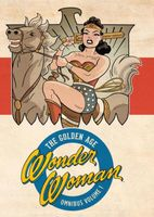 Wonder Woman: The Golden Age Omnibus Vol. 1