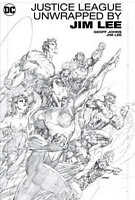Justice League Unwrapped by Jim Lee