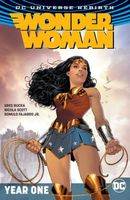 Wonder Woman by Greg Rucka Vol. 2: Year One
