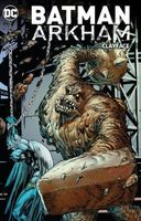 Batman Arkham: Clayface