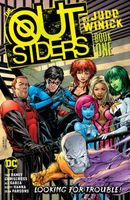 The Outsiders by Judd Winick Book One