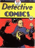 Detective Comics Before Batman Omnibus Vol. 2