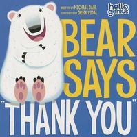 Bear Says ''Thank You''