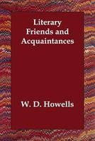 Literary Friends And Acquaintances