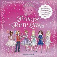 Princess Party Letters