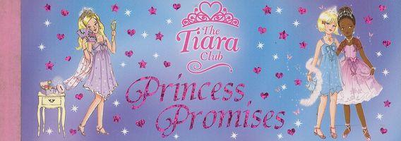 Princess Promises Chequebook