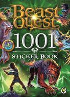 Beast Quest 1001 Sticker Book