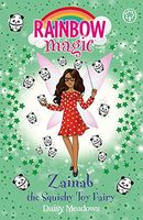 Zainab the Squishy Toy Fairy