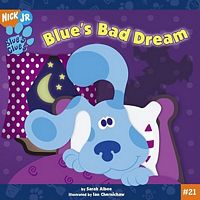Blue's Bad Dream by Sarah Albee