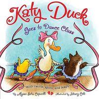 Katy Duck Goes to Dance Class