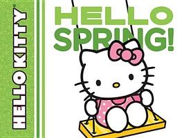 Hello Kitty, Hello Spring!