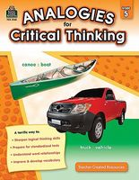 Analogies for Critical Thinking Grade 5